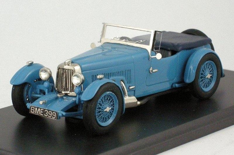 Mimodels Aston Martin 15 Mark Ii Mid Blue Cl94blu Cdn 23500