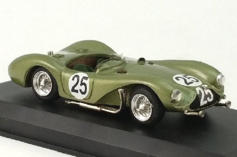 Mimodels 1953 Aston Martin Db3s Le Mans 25 Green Tmc056 Cdn