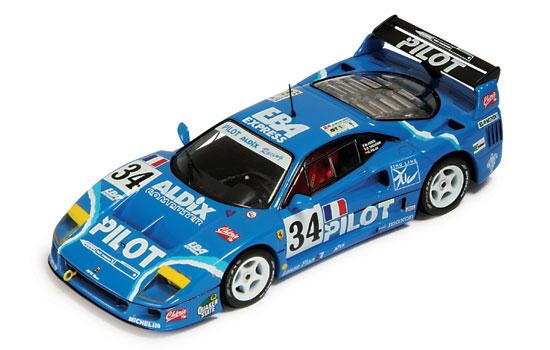 Mimodels 1995 Ferrari F40 Le Mans 34 Lmc076 Cdn 3500
